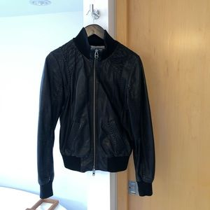 Mackage soft leather jacket Medium
